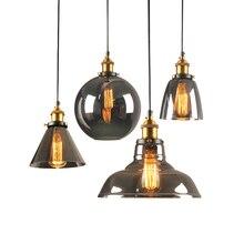 Nueva lámpara de cristal transparente, lámpara colgante clásica moderna, iluminación colgante para mesa de comedor, lámpara de bronce de diseño moderno