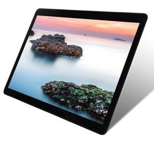 KT107 Tablet android 8.10 version portable tablets pc with 6G+64G Android tablet 10 inches black AU plug and GPS Tempered Glass