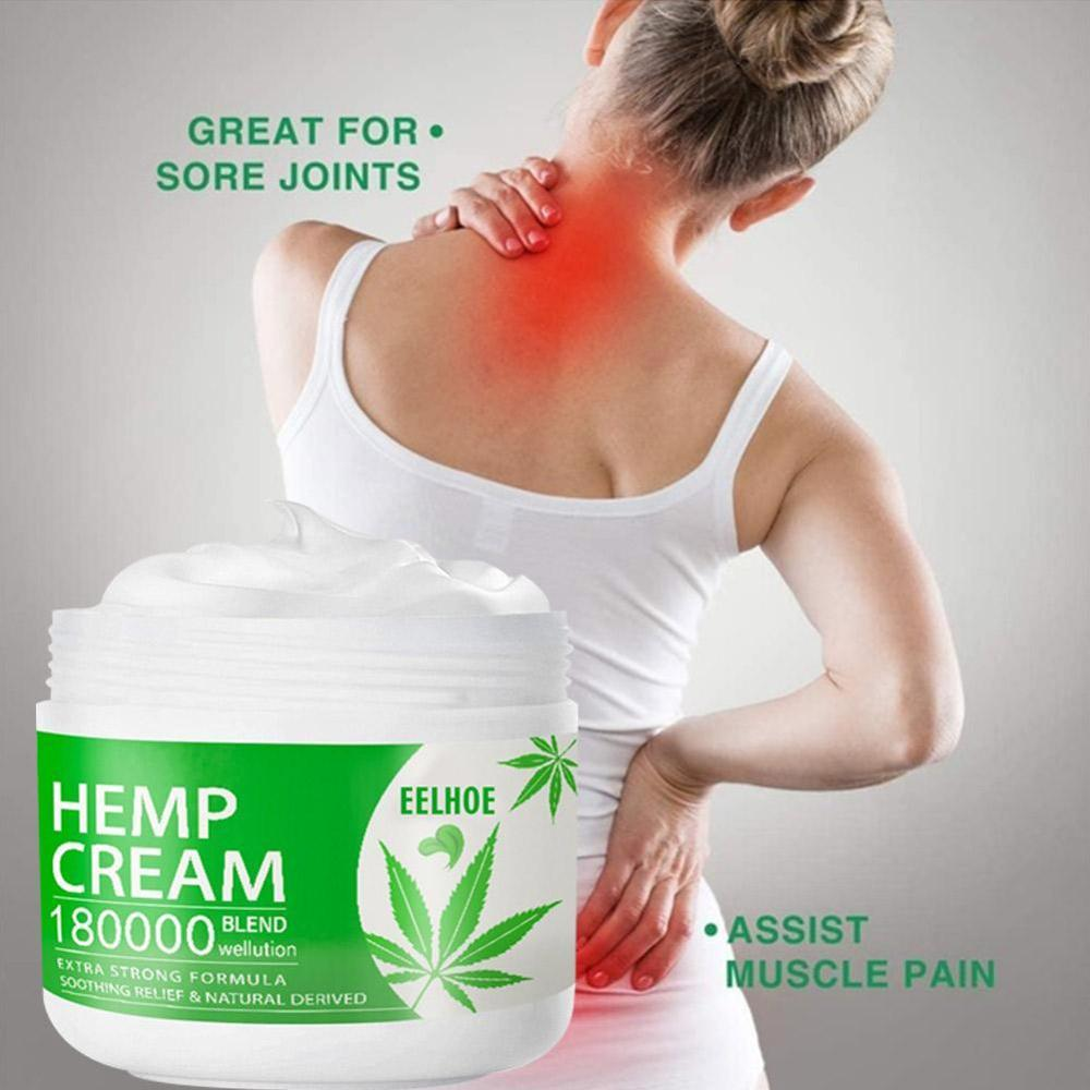 30g Pure Natural Cream Rheumatoid Arthritis Joint Pain Neck Cream Back Patches Muscle Body Relief I6Q2