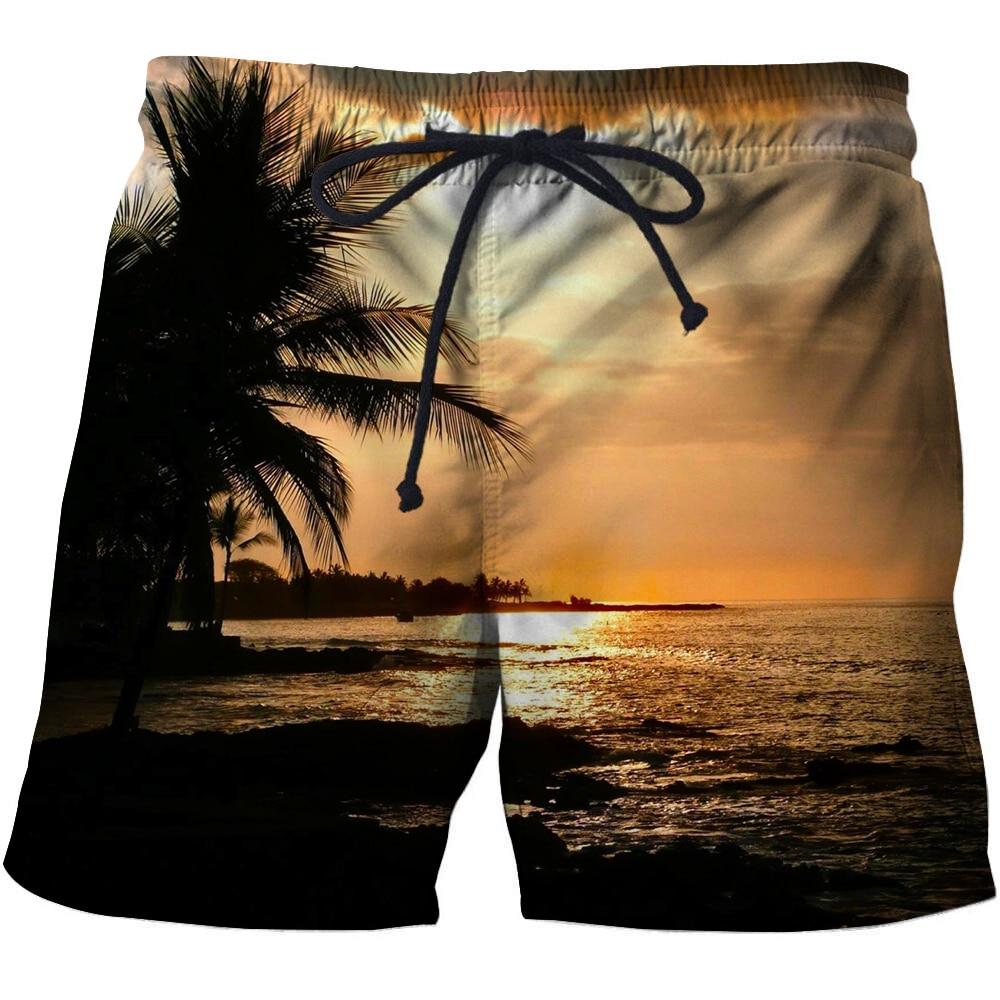 3D Printed Swimwear Shorts