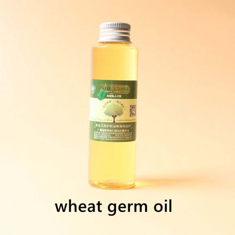 Купить с кэшбэком Hot Sellingwheat germ oil Powerful antioxidants delay aging and repair scar vitamin E weight loss Superior quality Pure natura