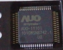 Gratis Levering. U2 AUO-11101 LCD IC chips