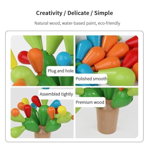 diy criativo brinquedo de madeira para criancas