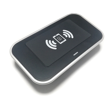 Plateau de chargement sans fil pour voiture, pour Toyota RAV4 RAV 4 de 2013 à 2018, QI 10W, téléphone portable, accessoire