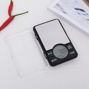 Hot Sales Hot Selling High-Precision Jewelry Scale Electronic Scale Pocket Scale Household Mini 0.1 G0. 01g