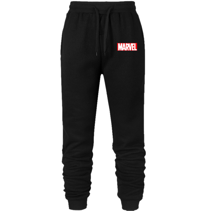 Cute women's hoodie autumn/winter 19 gold size black, white and grey loose wool thick knit sport thickening thermal pants 8