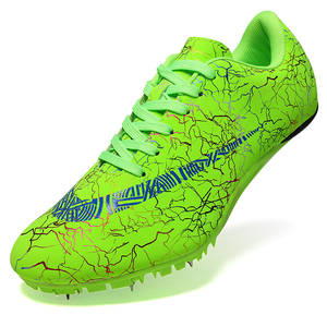 Sneakers Athletic-Shoes Spike Track Sprint Running And Men Professional Lightweight Comfortable
