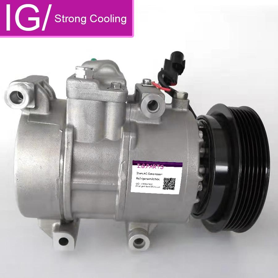 Auto AC Compressor For Kia Cerato 1.6 2004-2009 977012F800AS 977012F800 977012F900 kia ac compressor