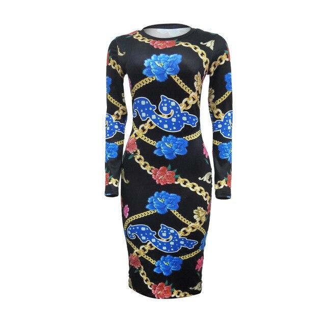 Африканское платье Дашики женские платья футболки с принтом