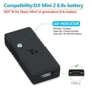 Image 3 - Batteria QC3.0 caricabatterie USB caricabatterie DJI Mini 2 adattatore di ricarica per accessori DJI Mavic Mini 2 Dron