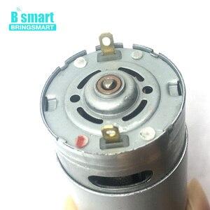 Image 5 - Электродвигатель Bringsmart с планетарным редуктором, PG36 555, DC 12 В, 24 В, с высоким крутящим моментом, с микро редуктором, с низким уровнем шума, для роботов «сделай сам»