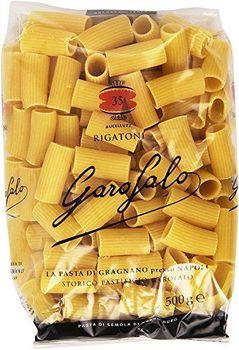 10x Garofalo Rigatoni No. 35 Italian Pasta 500g Pasta di Gragnano