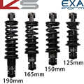 Taiwan EXA290 165mm/190mm Bicycle Rear Suspension Shock Absorber For Mountain Bike/Scooters amortisseur