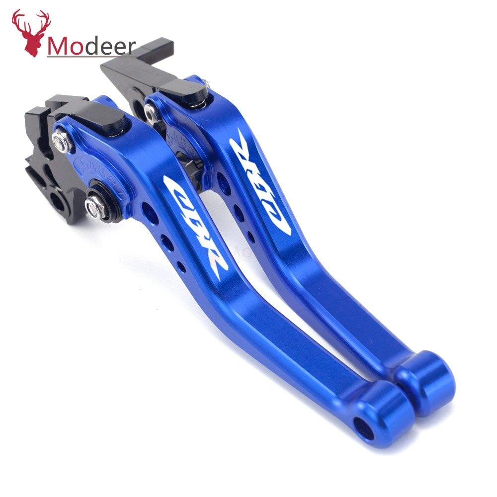 Dźwignia hamulca motocyklowego regulowane dźwignie hamulcowe sprzęgła uchwyt do HONDA CBR600RR CBR1000RR CBR 600RR 1000RR 600 1000 RR