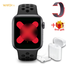 Smart watch 4 Bluetooth Call iwo Smartwatch for Man Heart Rate ECG Monitor Watch for Apple Ios Samsung Android Phone PK iwo 11 bounabay heart rate smart watch for men bluetooth man watches clock apple android phone ios man s touch screen men s clocks