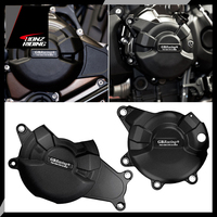 Motorcycle Secondary Engine Cover Set Case for GB Raing for Yamaha FZ07 XSR700 MT07 Adventure Tenere 700 2014 2019