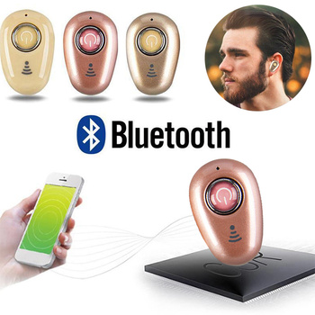 Portable Bluetooth Headset Sports Running Fitness DC 5V In-Ear 3 Colors Earbud Consumer Electronics in Ear Headphone 4
