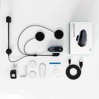 Motorcycle Helmet Wirless Bluetooth Headset Moto BT Earphone Helmet Speaker with Sponge Microphone Helmet Bluetooth Headset New