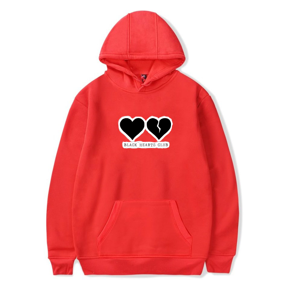 Hip Hop Yungblud Black Hearts Club Hoodies Men/women/kids Hoodie Sweatshirt Spring Autumn Kawaii Unisex Kpop Tracksuit Hoodies
