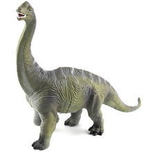 Big Size Jurassic Wild Life Brachiosaurus Dinosaur Toy Plastic Play Toys World Park Dinosaur Model Action Figures Kids Boy Gift(China)