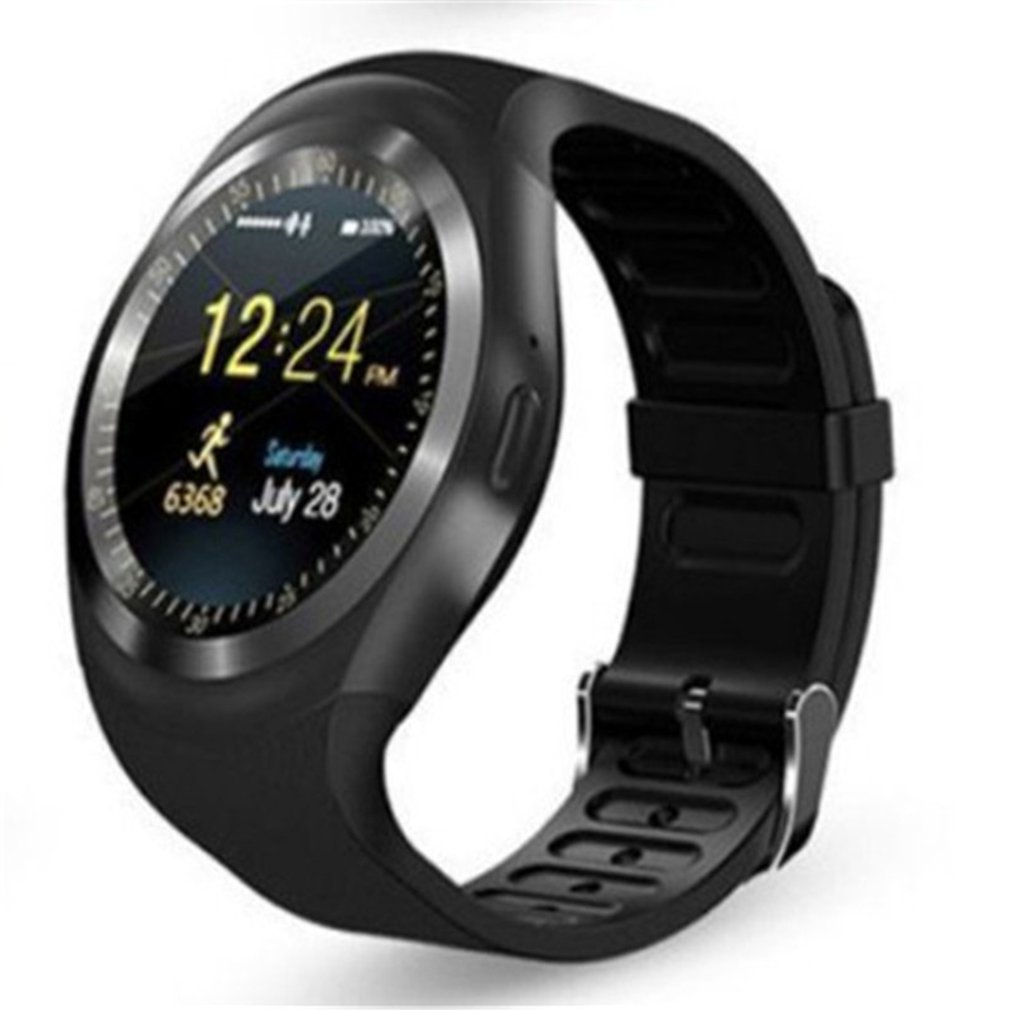 Y1 Smart Watch Phone Mate for Android for iPhone for Samsung Waterproof