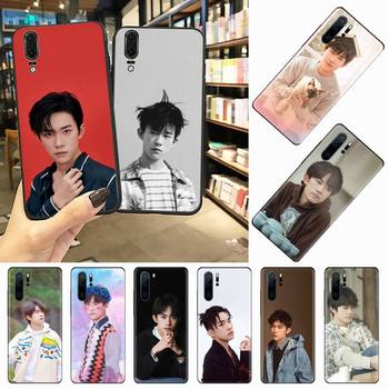 TFBOYS Jackson Yee band singer cover coque funda Phone Case For Huawei honor Mate P 10 20 30 40 Pro 10i 9 10 20 8 x Lite image