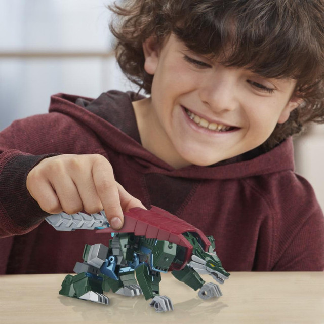 NEW Hasbro Transformers Bumblebee Cyberverse Adventures Ultra Thunderhowl 18cm Action & Toy Figures E7110 6