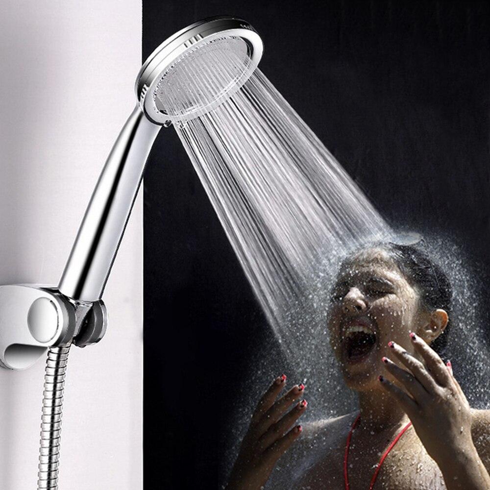 Душевая лейка handheldbath, насадка для душа высокого давления, новый дизайн отрицательного ионного фильтра для экономии воды