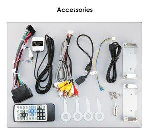 Image 5 - מולטימדיה לרכב נגן GPS Android10.0 2 דין לפורד/מונדיאו/פוקוס/מעבר/C MAX רכב רדיו Bluetooth DVR אוטומטי רדיו אודיו DAB מפה