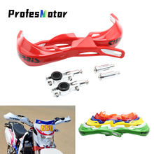 22MM 28MM Motorcycle Hand Protectors Guards Handguard Handle bar Handlebar Protection For YAMAHA KAWASAKI HONDA SUZUKI Dirt Bike