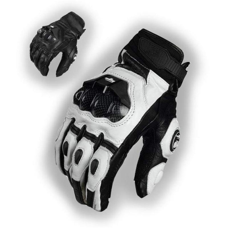 2021 Мужские Кожаные Мотоциклетные гоночные перчатки из углеродного волокна, велосипедные Мотоциклетные Перчатки Furygan AFS 6, Мотоциклетные Пер...