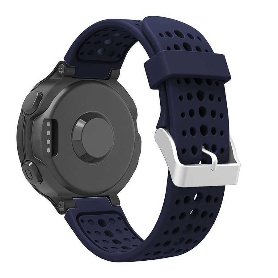 חיצוני צמיד עבור Garmin Forerunner 735XT 735/220/230/235/620/630 חכם שעון רך סיליקון רצועה שעון החלפה