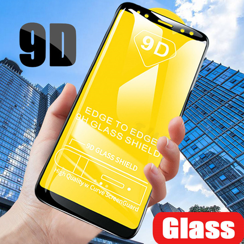 9D Protective Glass for Redmi 7 6 Pro 5 Plus 6A 5A 4X Anti-Scratch Toughed Screen Protector for Redmi Y3 Y2 S2 Go