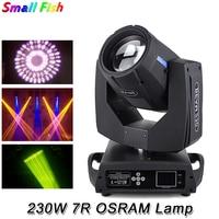 2020 High Quality Beam Pattern Strobe 3IN1 Moving Head Stage Light Sharpy 7R 230W OSRAM Lamp Dj Disco Bar Club Effeect Light