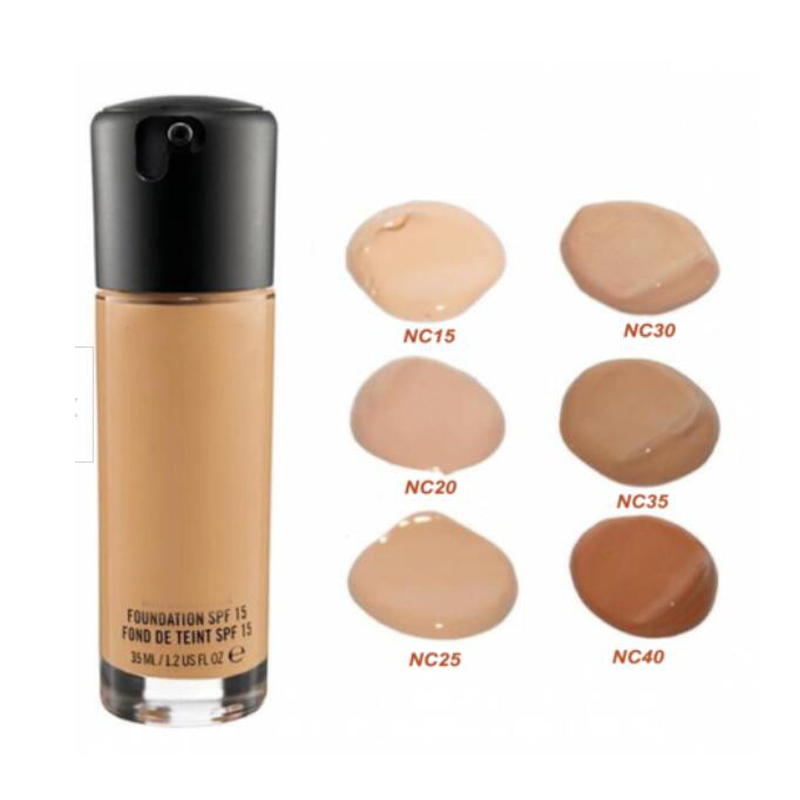 Face Makeup Match Master SPF 15 Foundation 35ml Full Size Brand New Boxed 6 Color EPacket