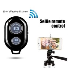 Wireless Bluetooth Smart Phone Camera Remote Control Shutter For Selfie Stick Monopod Self-timer Timer Remote Control стоимость