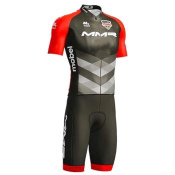 MMR-conjunto para ciclismo profesional para hombre, ropa de ciclismo completa, pantalones cortos...