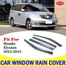 Козырёк для окна honda elysion 2012 2015 автомобильный дождевик