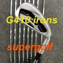 Nouveaux fers de golf AKIA G410 fers (4 5 6 7 8 9 P U W) avec arbre en acier dynamique or S300 9 pièces clubs de golf
