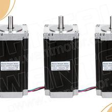 3PCS Nema 23 Stepper Motor 425oz-in 3N.m 4.2A WT57STH115-4204A  8MM Shaft