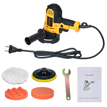 Electric Car Polisher 220V 700W Electric Sander Automobile Furniture Waxing Auto Polishing Tool Small Polishing Machine