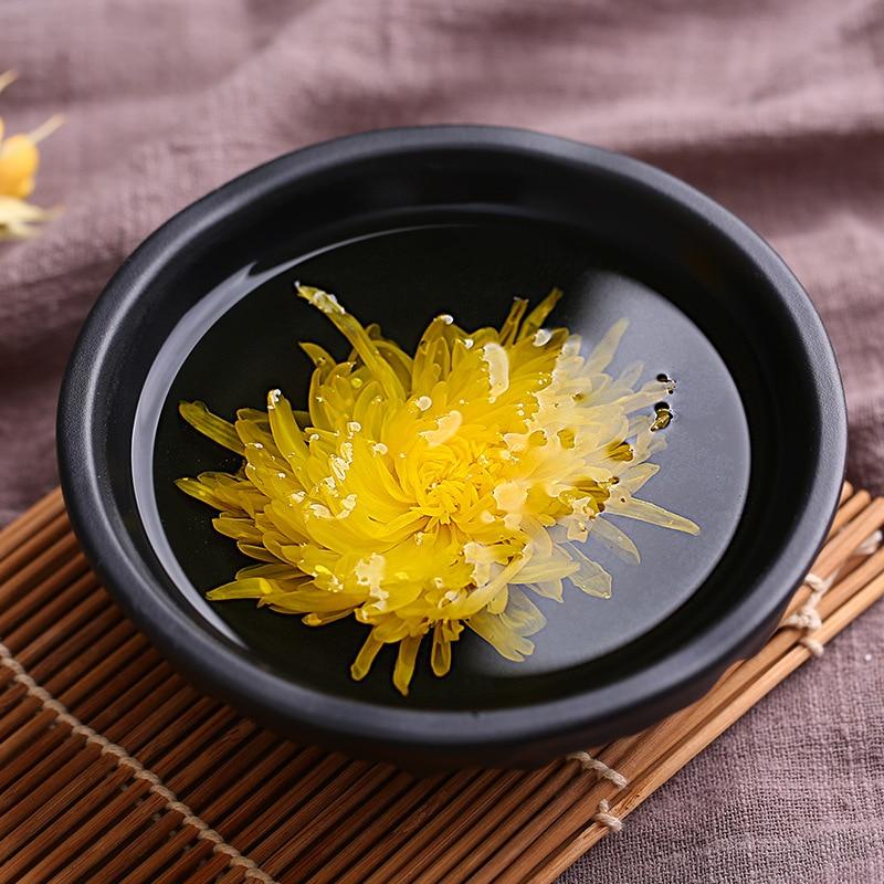 Jiangxi Xiushui golden silk chrysanthemum tea wholesale a cup of Dahuang chrysanthemum health tea gift box set 20 packets in box 2