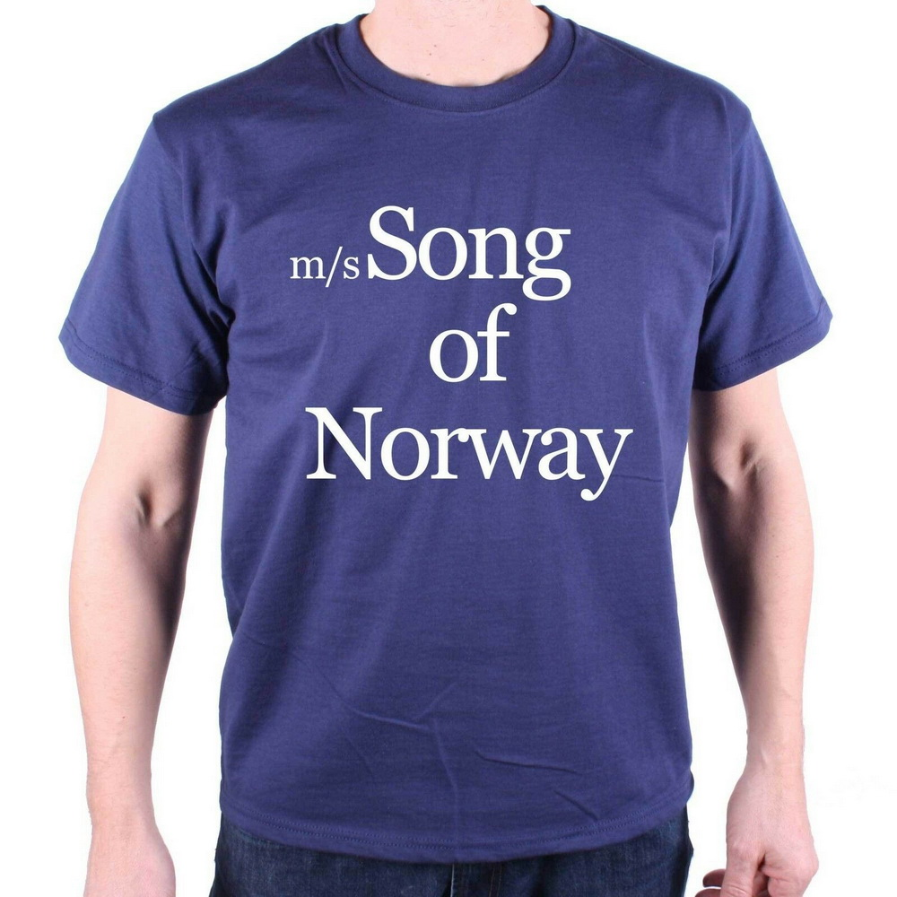 As Worn By David Bowie T-Shirt - Song Of Norway Classic Rock T-Shirt Glam Rock Cotton Tee Shirt New Unisex Funny image