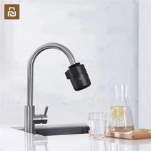 Youpin Yimu الأسود ذكي رصد صنبور تنقية المياه تصفية المطبخ الحمام مرشحات للمنزل المطبخ