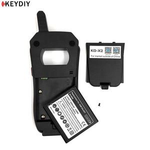 Image 4 - Originale KEYDIY KD X2 Maker Remoto Unlocker Chiave Generatore di 96Bit 48 Transponder Chip di Copiatrice con Collettore di Dati Versione Inglese