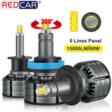 Lamps Car-Headlight Fog-Lights-Bulb Led-Chips H11 Led Auto 9006 Hb4 Super-Bright 9005 Hb3