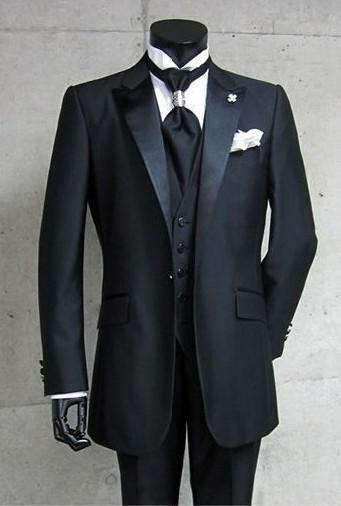 brand-new-groom-tuxedos-black-best-man-