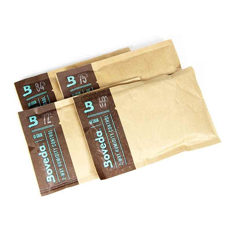 برو 60 جرام السيجار الترطيب المرطب حقيبة Humidipak 69-75% الرطوبة التحكم