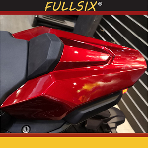 Motorcycle accessories rear seat cover cb650r with rubber pad for Honda CB650 R 2019 CBR650R cb650r 2019 rear tail cover(China)