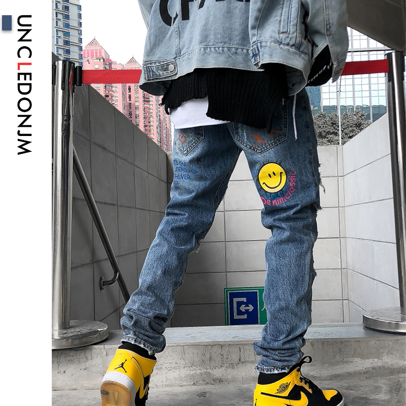 Smeiling Men Cargo Pants Slim Fit Casual Jogger Pant Twill Trousers Sweatpants
